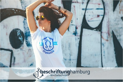 T-Shirtdruck in Hamburg